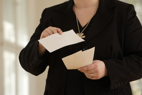 Sandra Dirks - Wiederholungsübung mit Karten