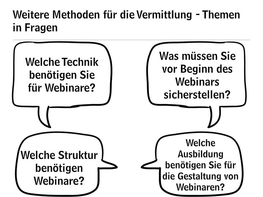 Sandra Dirks - Beschreibung der Methode - Lernreihenfolge bestimmen in Seminar un dTraining