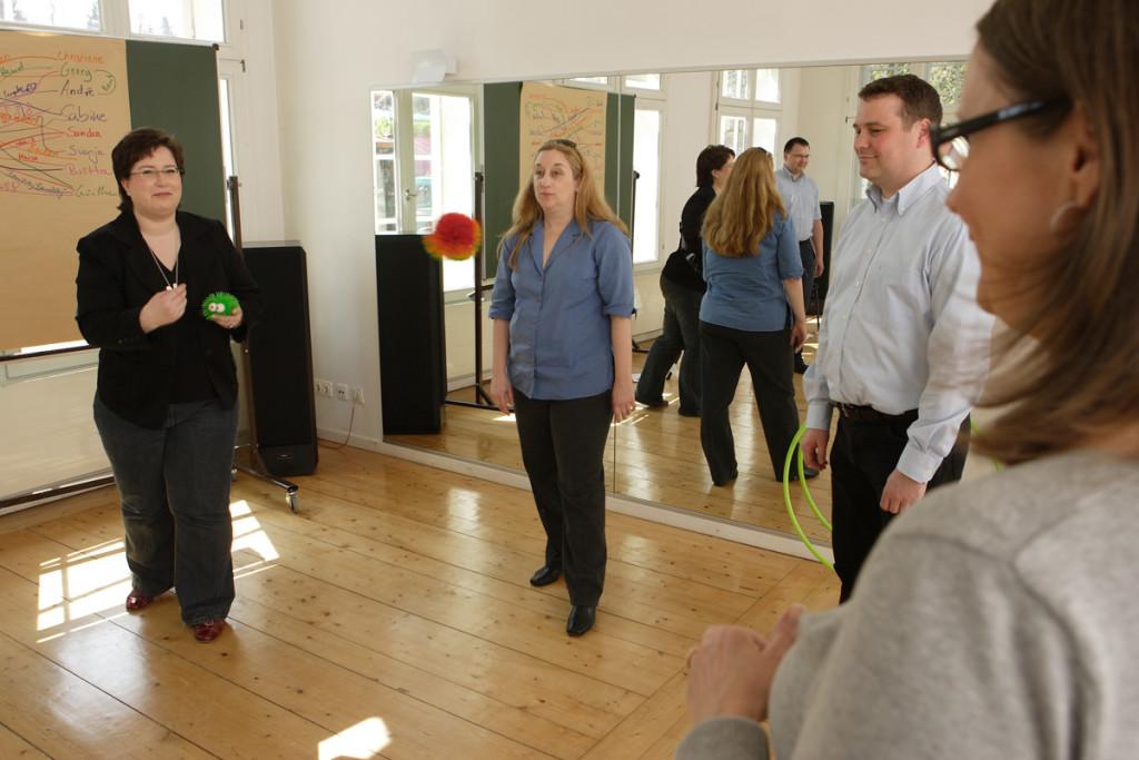 Sandra Dirks - Seminarmaterial - Kooshball im aktiven Einsatz für alle Zielgruppen