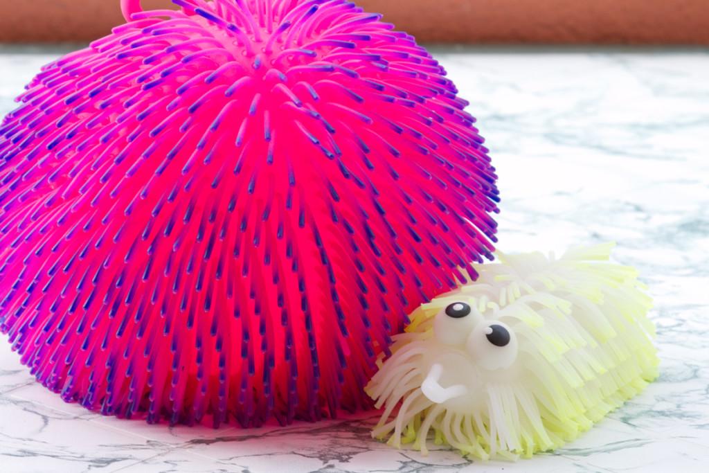 Sandra Dirks - Urlaubssouvenirs as Seminarmaterial: Der Riesen-Koosh-Ball für mehr Blingbling im Seminar
