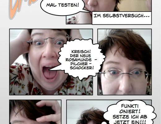 Sandra Dirks - Comic-Dokumentation mit der Comic-Software von Plasq