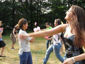 Sandra Dirks - Wiederholung mit Bewegung und Quiz - Die Flugschule