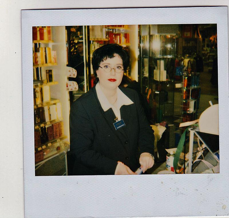 Visuelle Inspiration der Woche: Polaroid - Sandra Dirks ... die mit ...