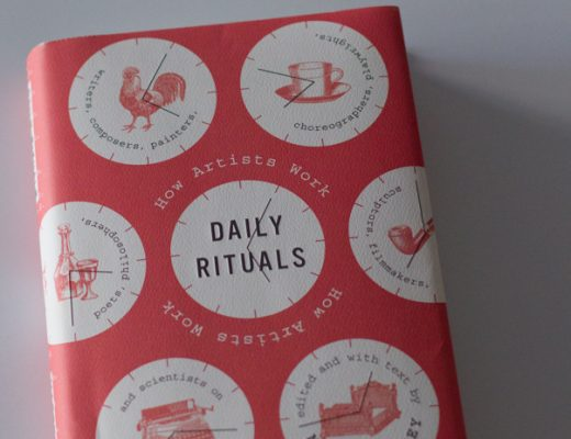 Sandra Dirks - Rezension Daily Rituals - Mason Curry