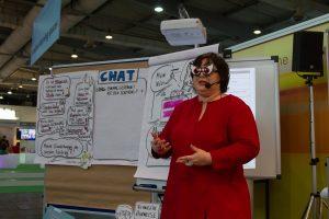 Didacta 2015 - Webinare Sandra Dirks