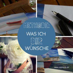 Methode - Was ich Dir wünsche