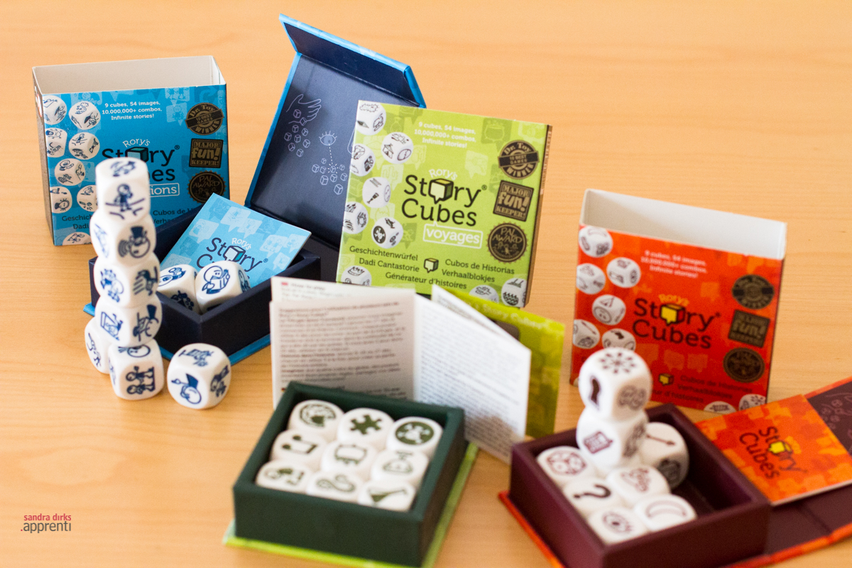 Rory's Story Cubes 5