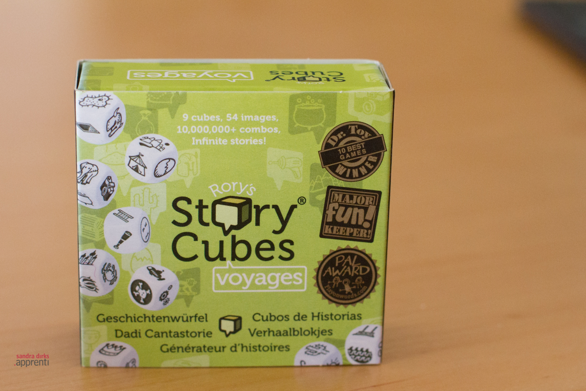 Rory's Story Cubes 1