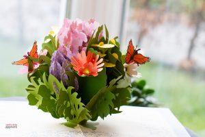 Sandra Dirks - Rezension Paper Blossoms