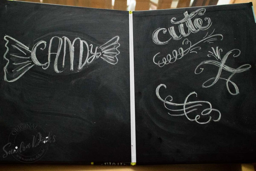 Rezension - The complete Book of Chalk Lettering 7