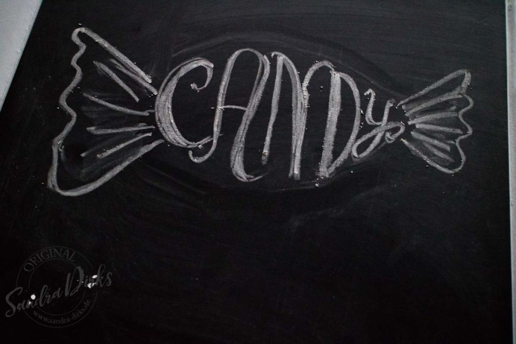 Rezension - The complete Book of Chalk Lettering 8