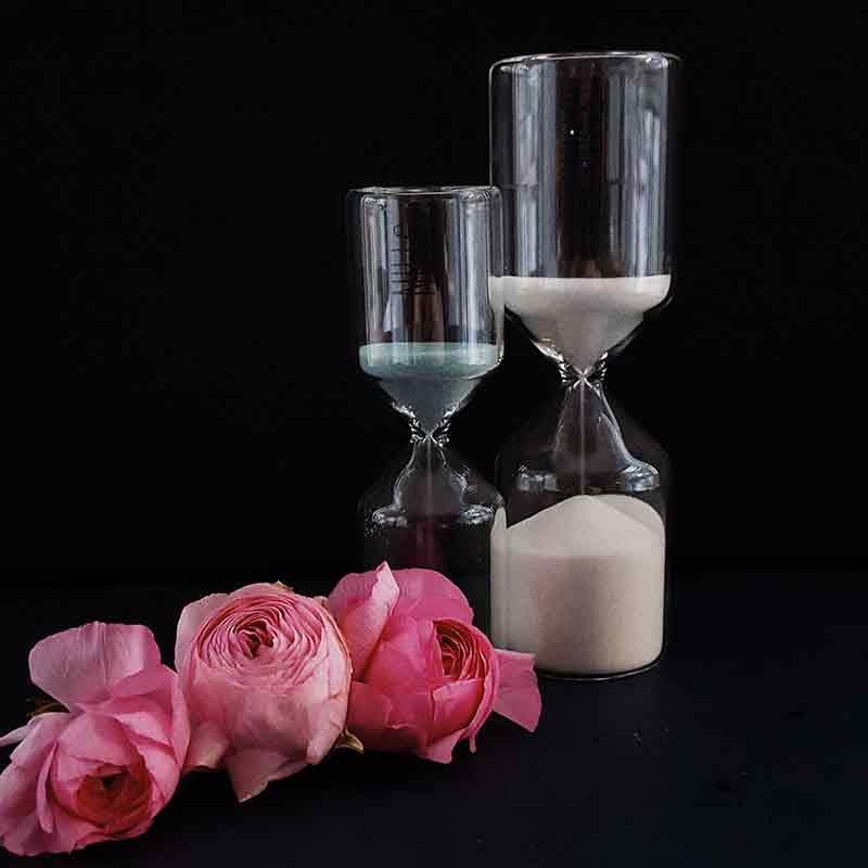 Nimm dir Zeit, für die Dinge, die du liebst