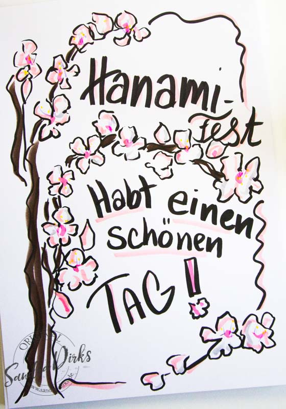 Flipchart-Friday: Hanami16