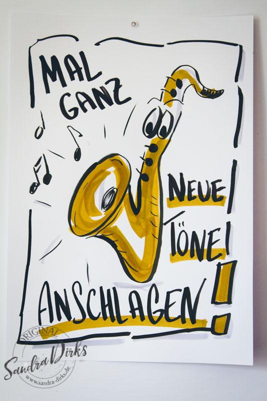 FlipchartFriday Mai-Juni2016 Saxophon