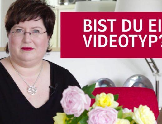 Titelbild Bist du ein Videotyp