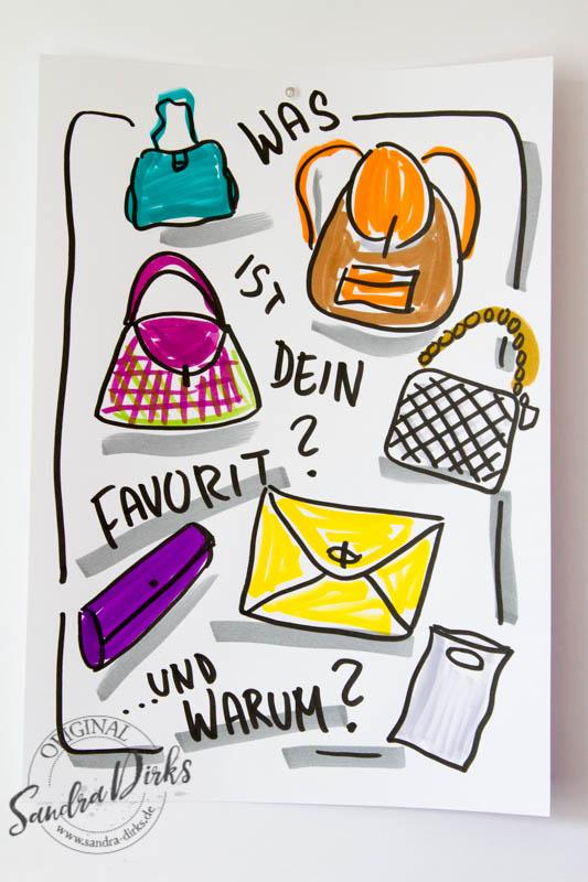 FlipchartFriday Handtaschen