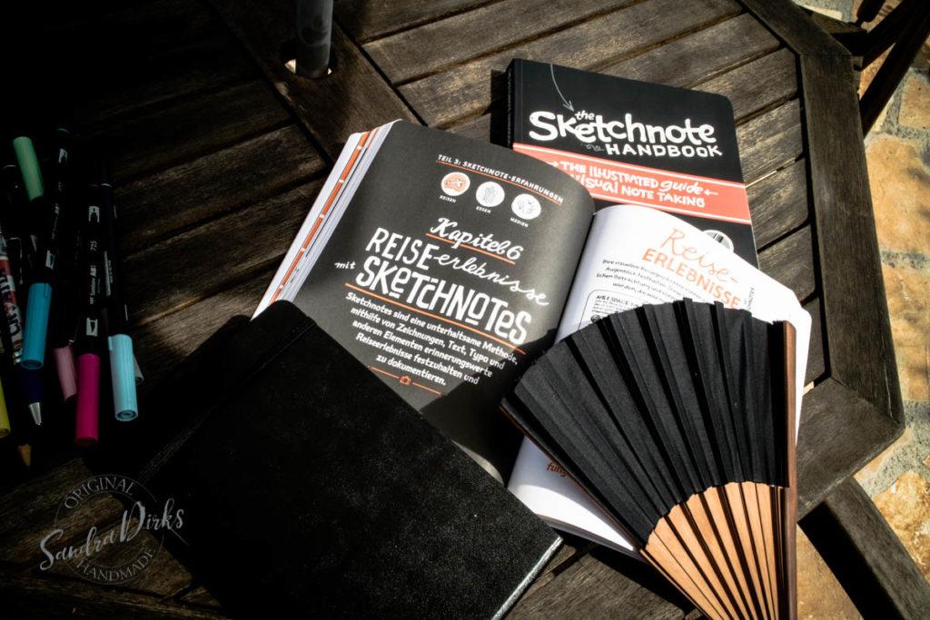 Sketchnote Handbuch und Arbeitsbuch 3