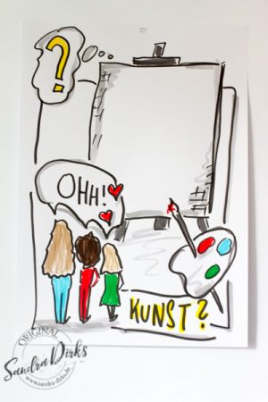 FlipchartFriday_Kunstwerk Sandra Dirks