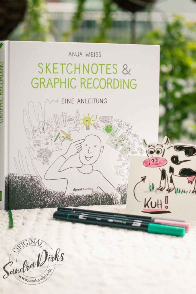 Rezension_ Sketchnotes_Graphic Recording von A. Weiss _