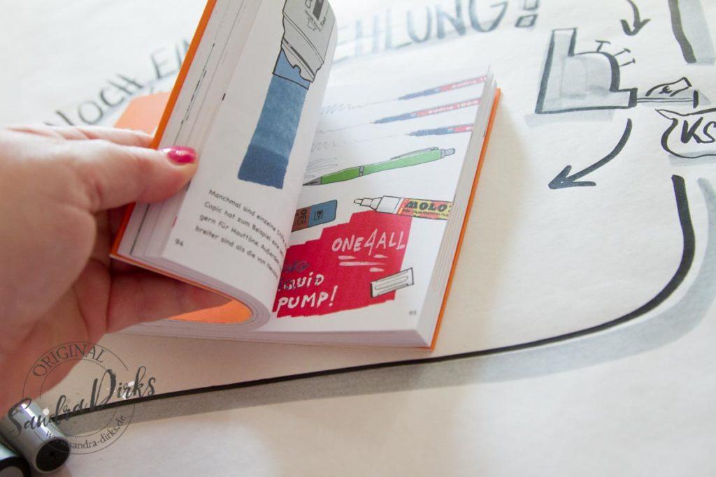 Rezension_AdHoc Visualisieren durchs Buch geblättert 3