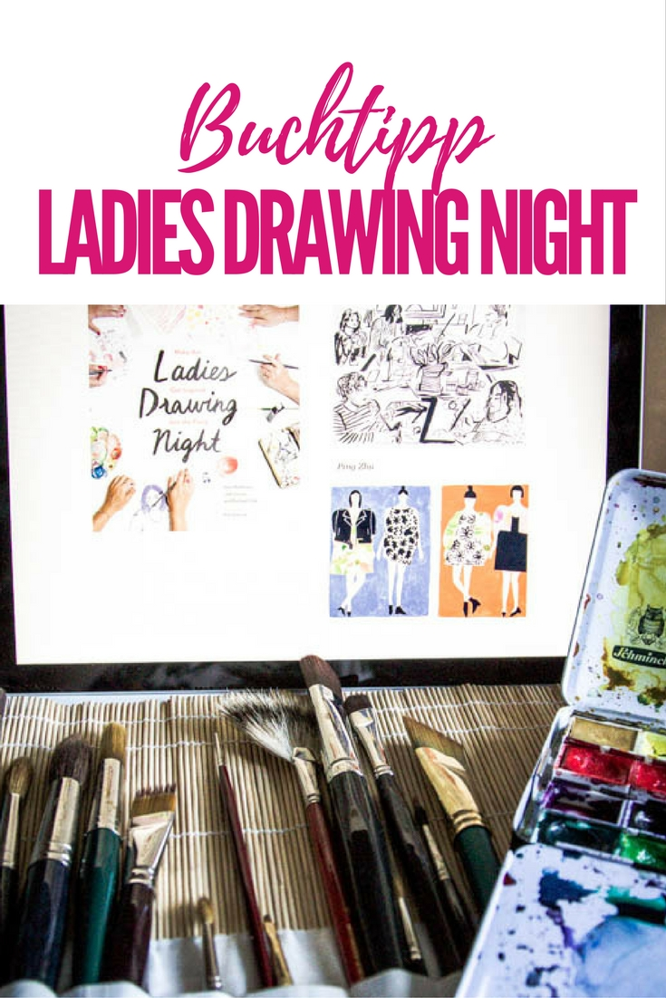 Sandra Dirks - Ladies Drawing Night Pinterest Foto