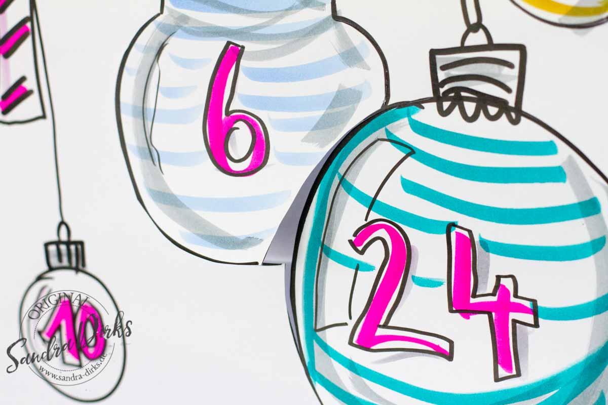 Sandra Dirks - Adventskalender wird zum Themenspeicher 3