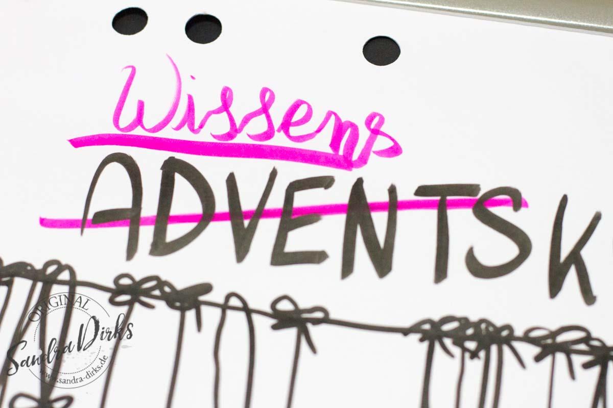 Sandra Dirks - Der Adventskalender als Wissenskalender 3