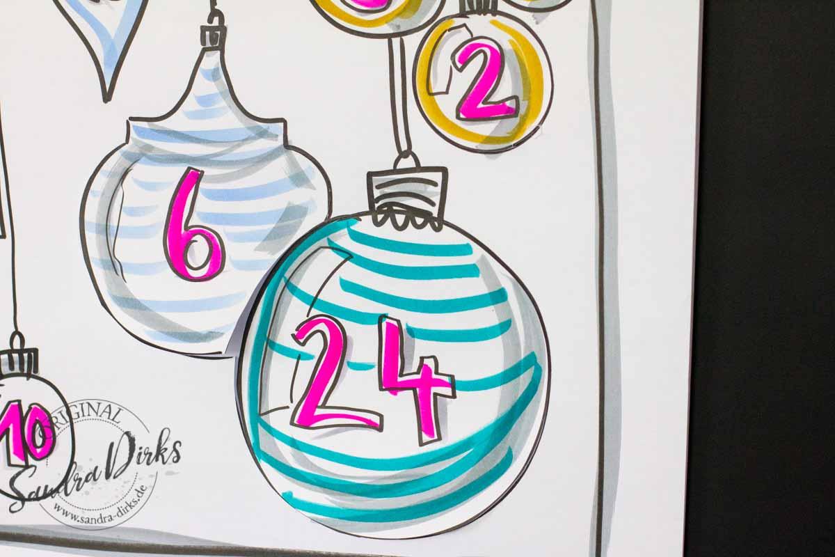 Sandra Dirks - Adventskalender wird zum Themenspeicher 2