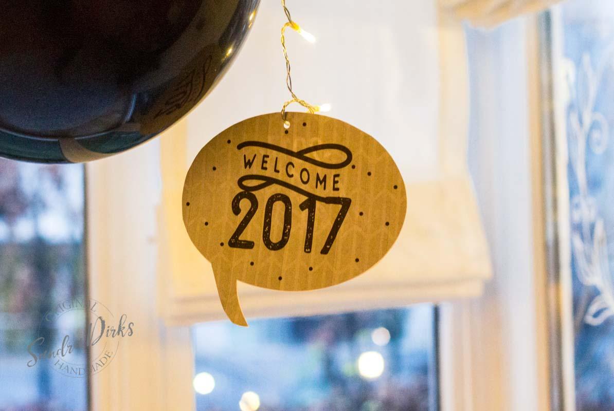 Sandra Dirks - Welcome 2017