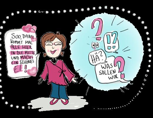 Sandra Dirks - Anleitungen visualisieren