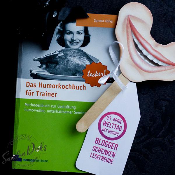 Sandra Dirks - Das Humorkochbuch in der Verlosung