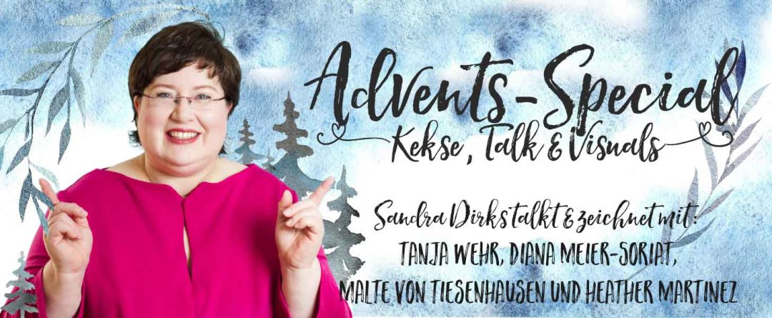 Sandra Dirks - Advents-Special auf Facebook live