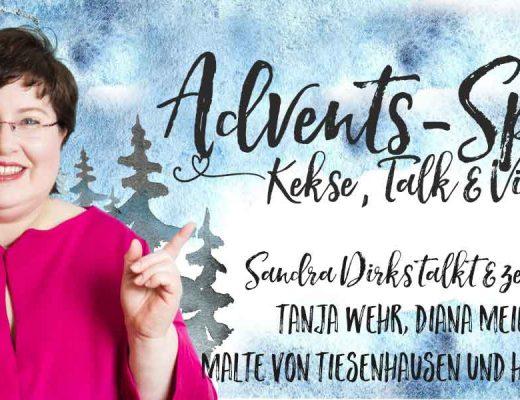 Sandra Dirks - Advents-Special auf Facebook live
