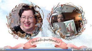 Sandra Dirks - Live auf Facebook mit Diana Meier-Soriat Bullet Journaling