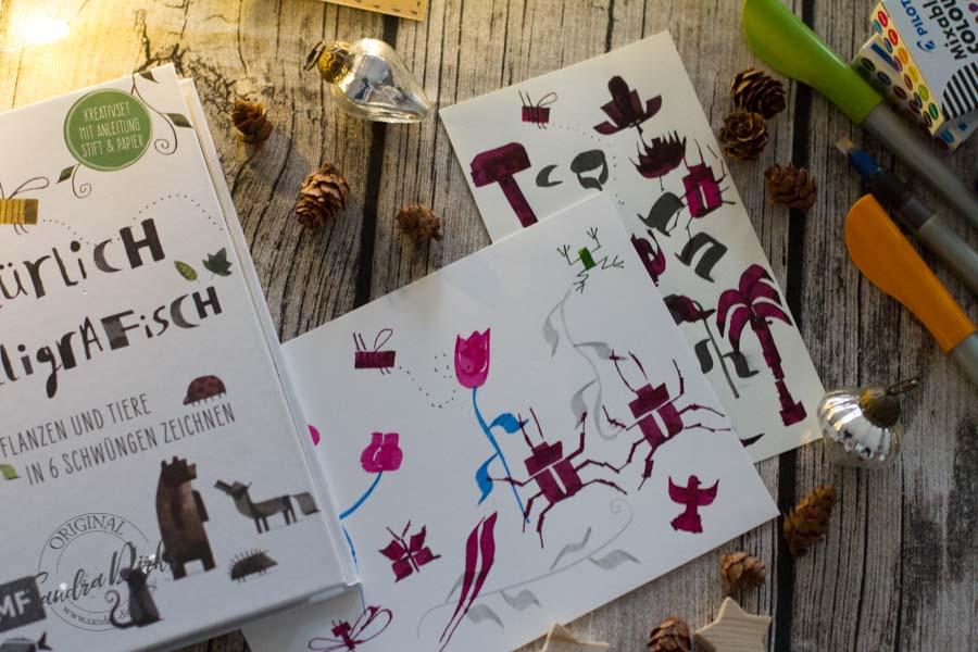 Sandra Dirks - Rezension Natürlich Kalligrafisch