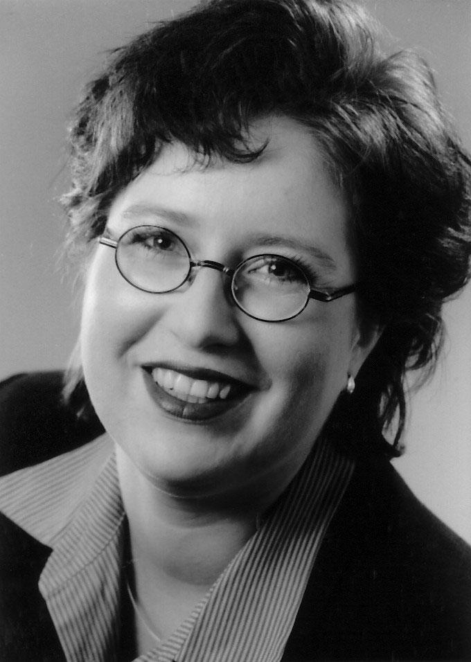 Sandra Dirks - Profilbild von 2001