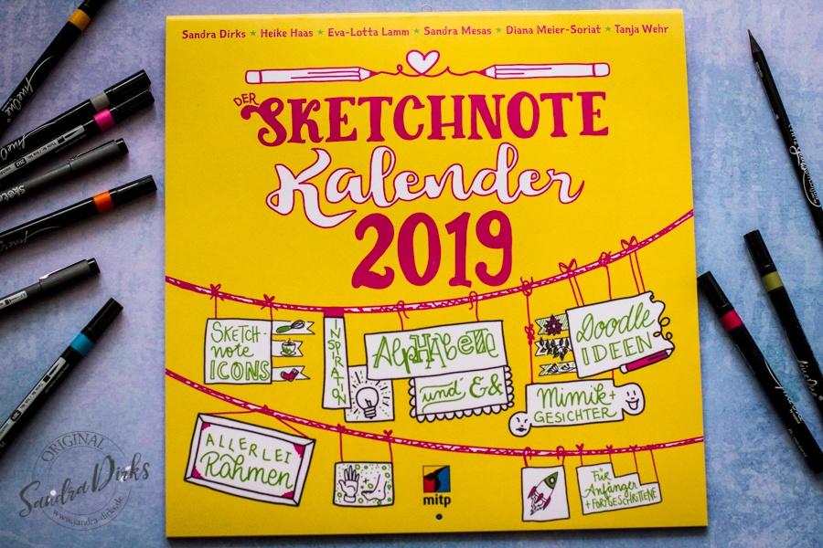 Sandra Dirks - Der Sketchnote Kalender 2019