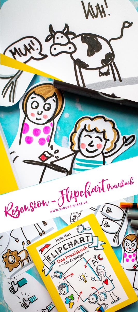 Sandra Dirks - Rezension Flipchart - Das Praxisbuch für Einsteiger