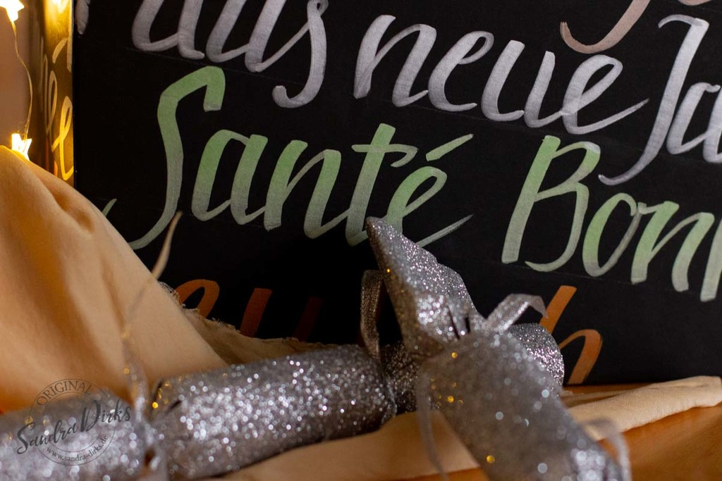 Sandra Dirks - Wintersession Thick-Thin-Lettering mit Heather Martinez