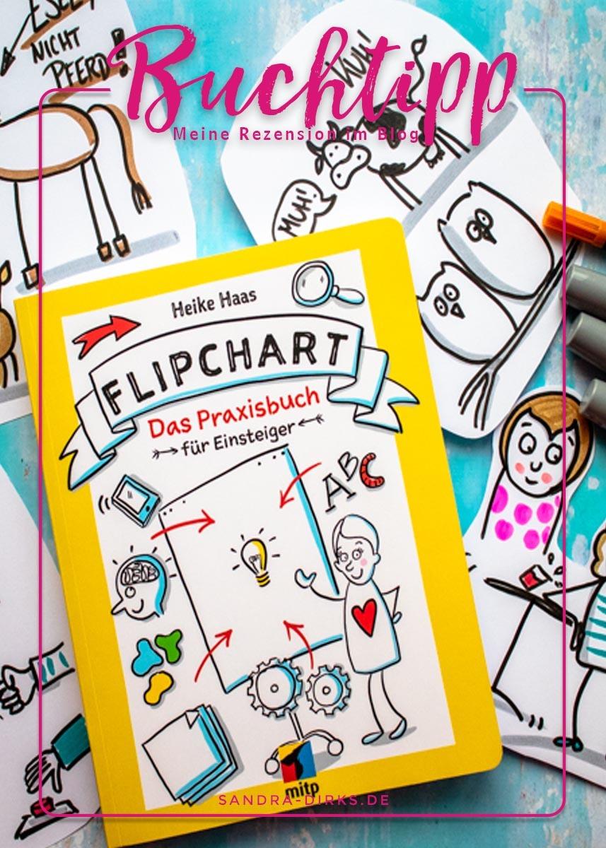 Sandra Dirks - Rezension Flipchartbuch Heike Haas