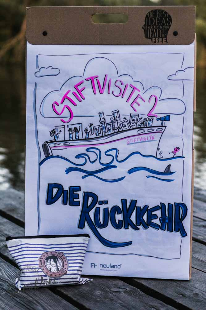 Sandra Dirks - Flipchart gestalten Aufbautraining Flipchartseminar