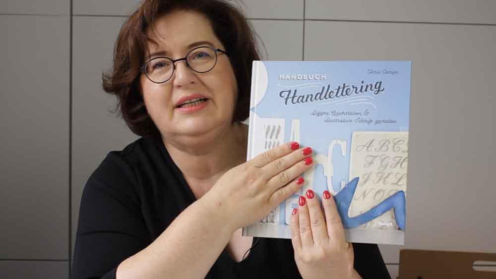 Sandra Dirks - Methoden-Mittwoch Trainingsidee zum Einstieg in dein Lettering- oder Visualisierungstraining