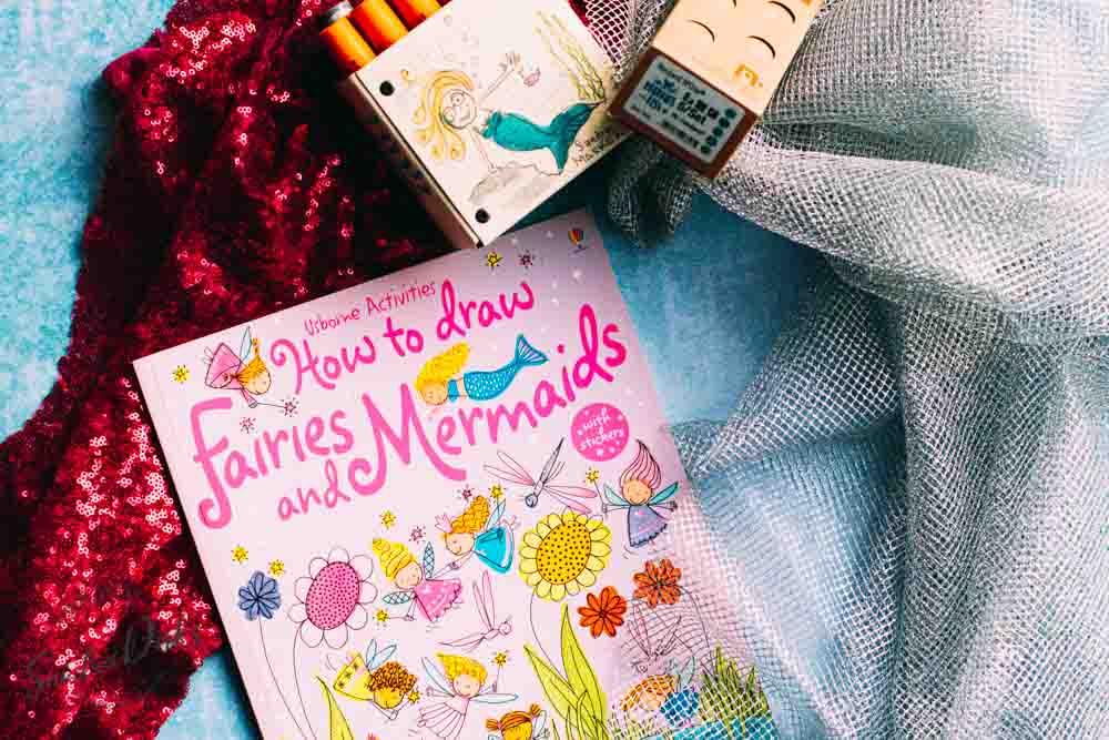 Sandra Dirks - Buch zum Zeichnen von Meerjungfrauen
