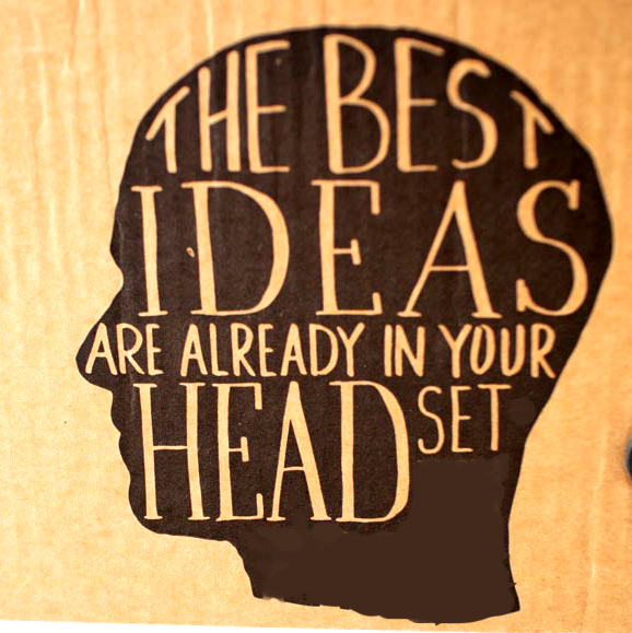 Sandra Dirks - The best ideas are already in your headset