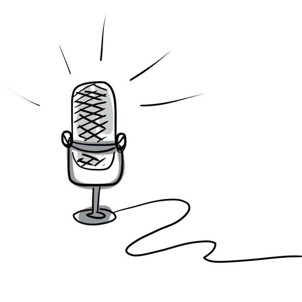 Sandra Dirks - Verwende ein gutes Mikrofon