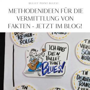 Sandra Dirks - Bullet Point Blues - Instagram 1